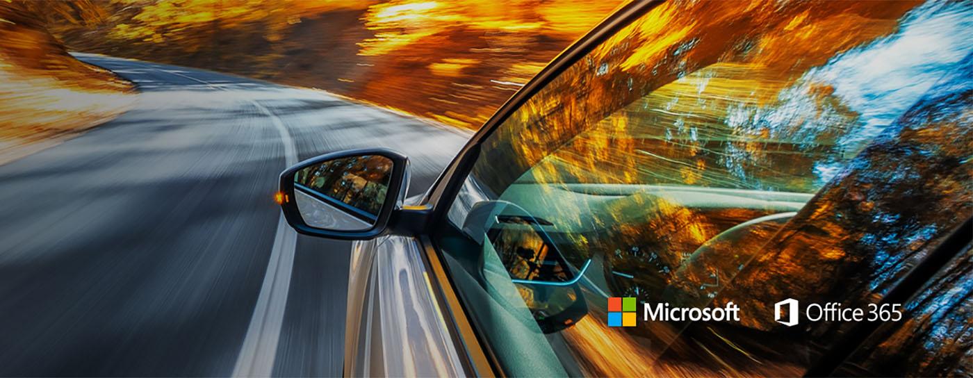 Повышайте производительность вместе с Microsoft Office 365